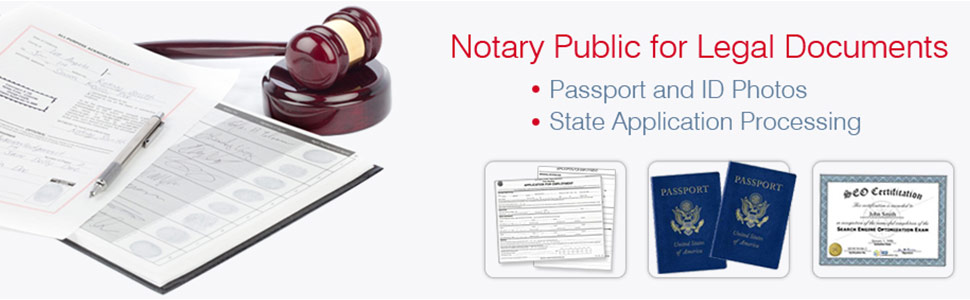 Notary Public For Legal Documents